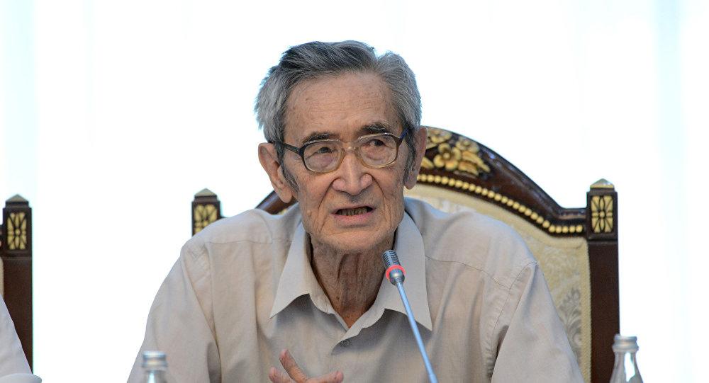 Эколог Эмиль Шукуров. Архивное фото