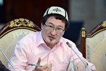 Аалымдар кеңешинин мүчөсү Кадыр Маликов. Архивдик сүрөт