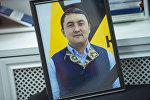 Sputnik Кыргызстан агенттигинин кабарчысы Исмаил Мамытов. Архив