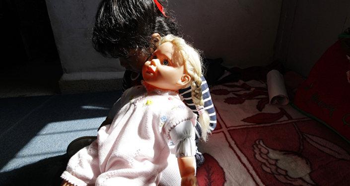 Приют для детей в Ливане