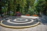Парк Молодежный в Бишкеке. Архивное фото