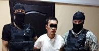 Подозреваемый в убийстве Дениса Тена Арман Кудайбергенов