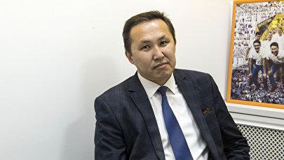 Маалыматтык технологиялар жана байланыш мамлекеттик комитетинин төрагасынын орун басары Эшмамбет Аматов