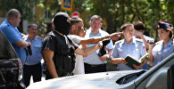 Предполагаемый убийца Дениса Тена показал, что произошло на месте трагедии