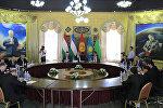 Встреча министров иностранных дел ЦА в Чолпон-Ате