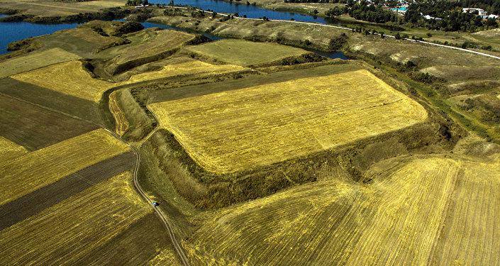 Археологические раскопки в КР