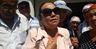 Мать Сапара Исакова обратилась к президенту. Видео