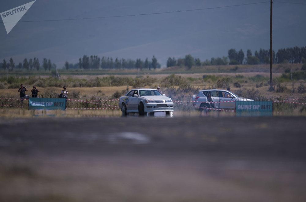 Центральноазиатский кубок экстремальных видов спорта Gradus Сup в Токмоке