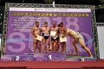Чемпионат Азии и Мира по сумо