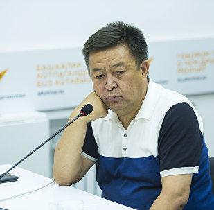Экс-спикер Жогорку Кенеша Чыныбай Турсунбеков