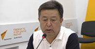 Турсунбеков Эгизбаев сууга түшкөн видеодон эмнени көргөнүн айтып берди. Видео