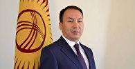 Заведующий отделом транспорта мэрии Бишкека Тилек Джеембаев. Архивное фото