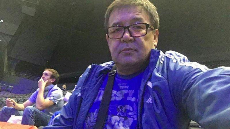 Директор Центра медико-консультативных услуг и спортивной медицины Сагындык Айтбаев
