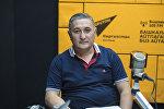 Улуттук госпиталдын бет-жаак хирургиясы бөлүмүнүн башчысы Алмаз Кулназаров