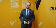 Независимый финансово-экономический эксперт Антон Шабанов. Архивное фото