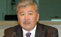 Кыргызстандын мурдагы премьер-министри Данияр Үсөнов. Архив