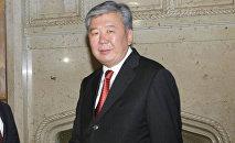 Бывший премьер-министр КР Данияр Усенов. Архивное фото
