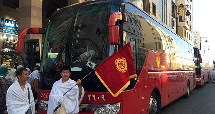 Хадж кыргызстанцев в Мекку