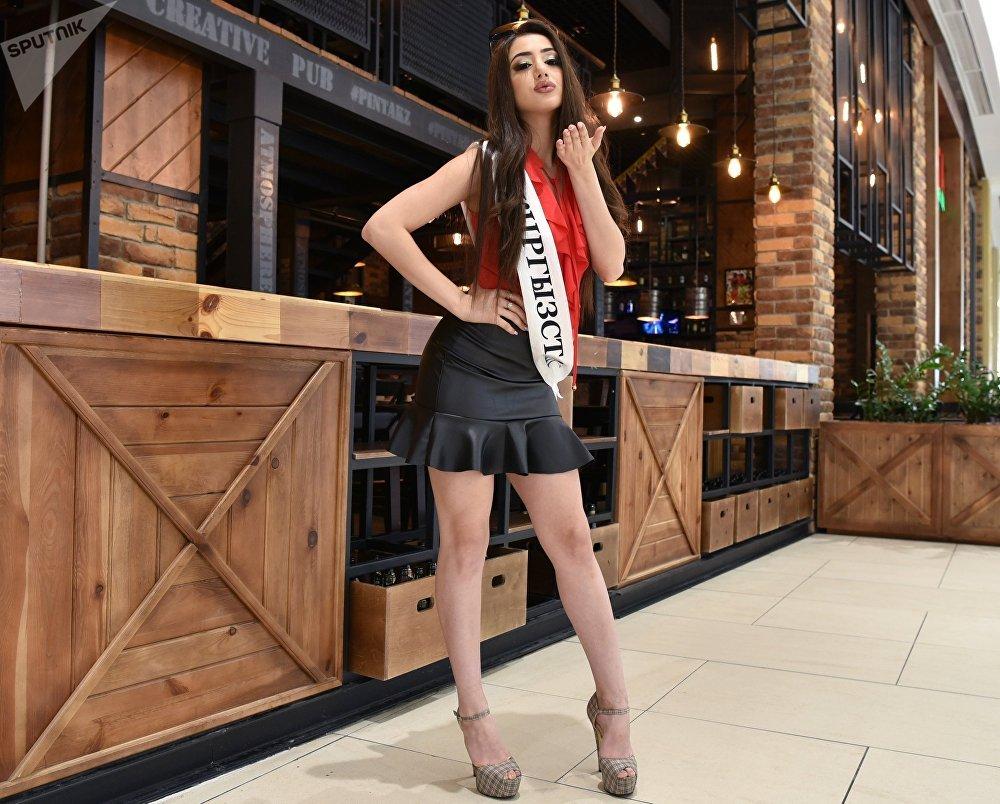 От Кыргызстана участие в конкурсе принимала модель Сусанна Егорян. Она получила титул Мисс зрительских симпатий СНГ.
