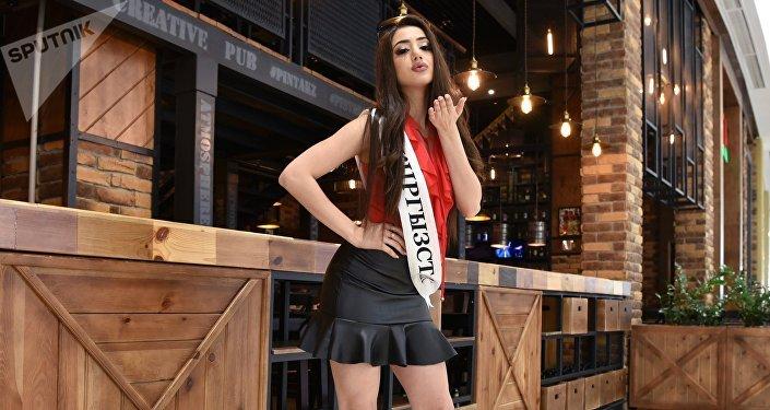 Международный конкурс красоты Мисс СНГ в Астане