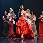 Конкурс красоты Мисс СНГ-2018 в Алматы