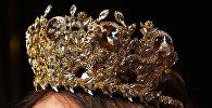 Корона победительницы конкурса красоты. Архивное фото