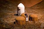 Марс планетасына кандай үйлөр салынышы мүмкүндүгүн көрсөттү