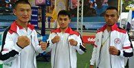 Кыргызстандык тайбоксчулар студенттер арасында өткөн дүйнө чемпионатында күмүш жана коло байгеге ээ болду