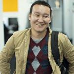 Шеф-редактор информационного агентства и радио Sputnik Кыргызстан Эркин Алымбеков