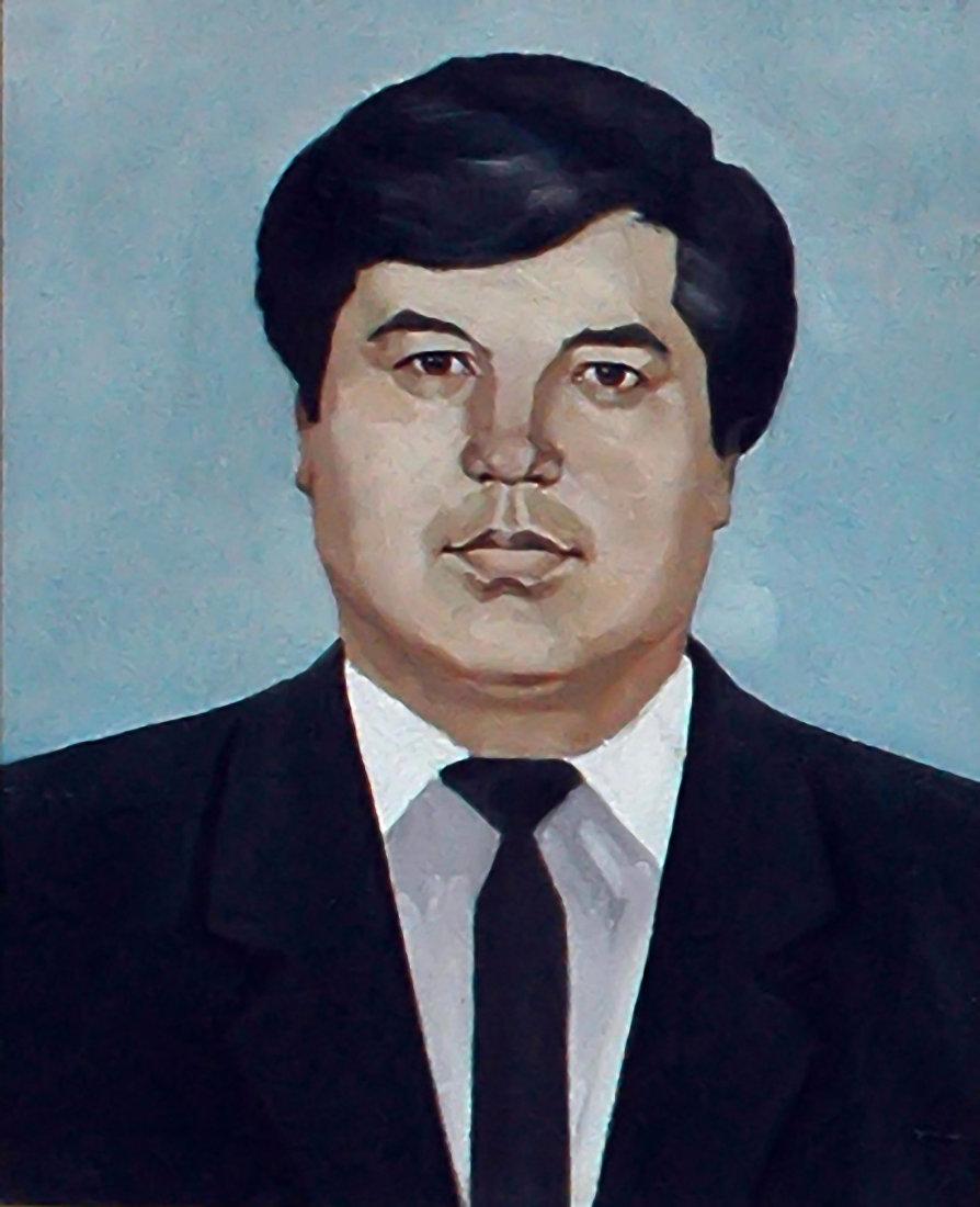 Экс-Глава государственной администрации Бишкека Омурбек Абакиров