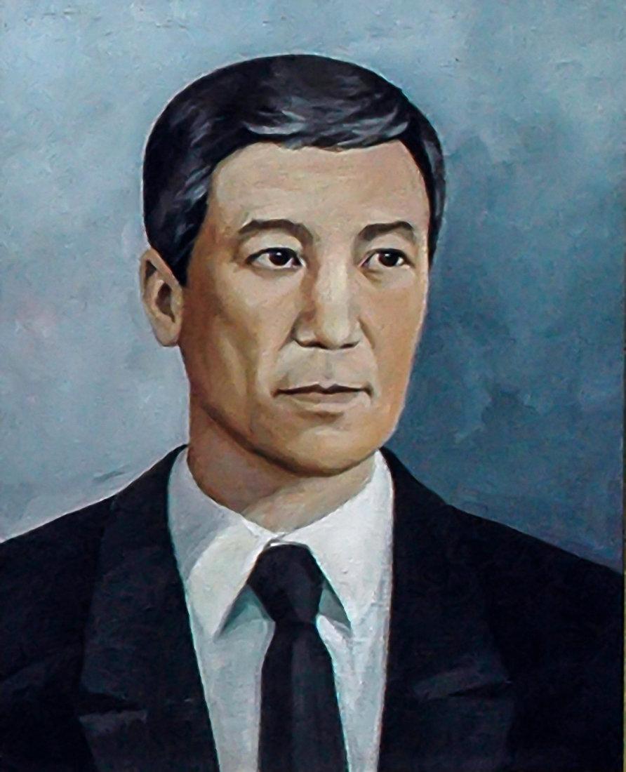 Заместитель Председателя Конституционного суда Кыргызской Республики Суталинов Абдыбек