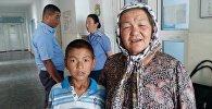 Пропавший в Баткенской области мальчик с тетей