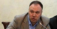 Президент центра социальных и политических исследований Аспект, член совета Общественной палаты Российской Федерации Георгий Федоров. Архивное фото