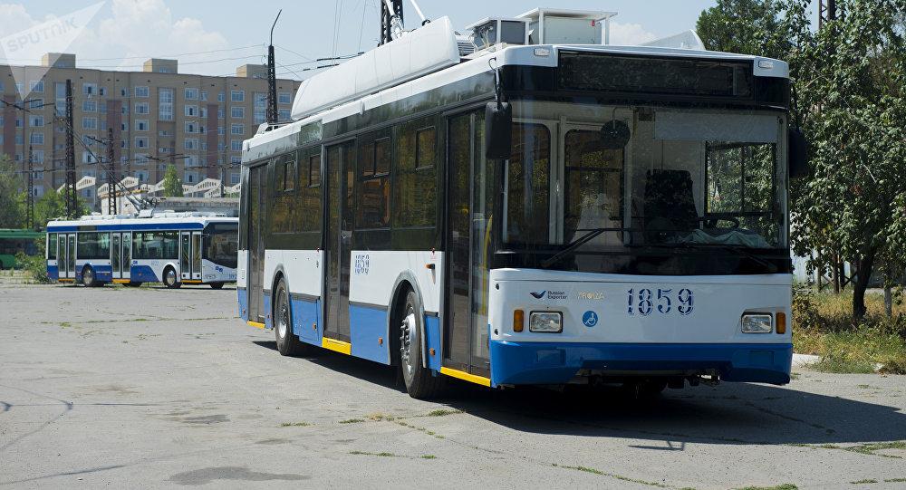 Внимание! Троллейбусы № 8 и 9 временно не будут курсировать 28 апреля