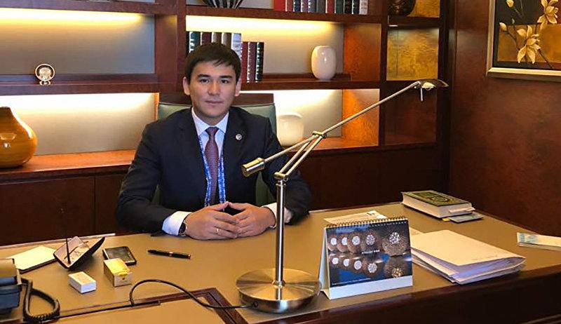Эксперт в отделе международного сотрудничества аппарата правительства КР Атабек Абжалиев