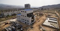 Строительство завода по производству технического кремния в Таш-Кумыре