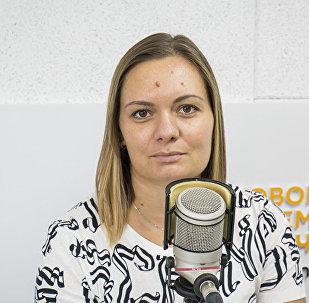 Врач-гастроэнтеролог Виктория Бабицки. Архивное фото
