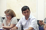 Депутаты горкенеша и Суракматов встречаются с бишкекчанами — прямой эфир