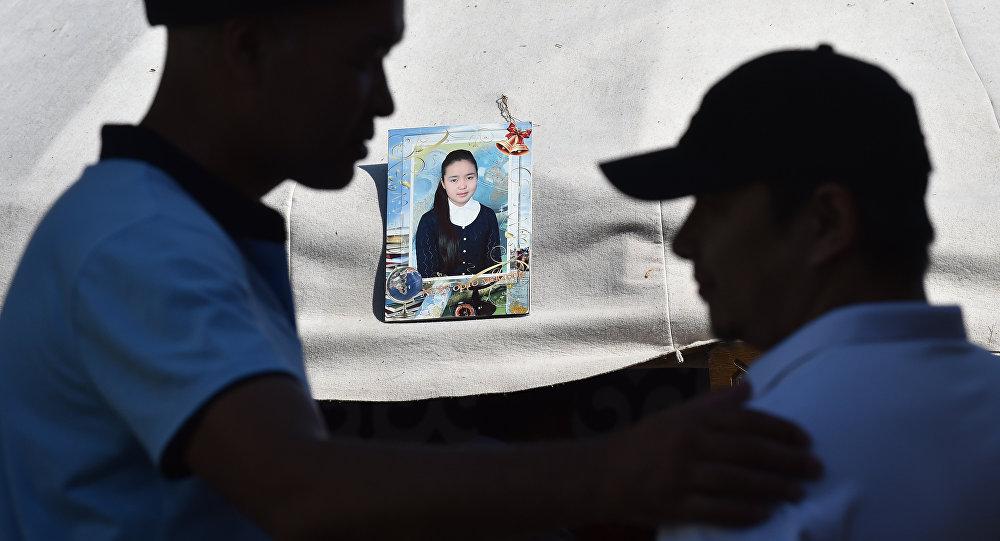 Убийство Бурулай в здании Жайыльского РОВД