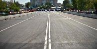 Бишкекте расмий түрдө эки көпүрөнүн ачылышы болду