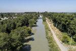 Вид на Большой Чуйский канал. Архивное фото