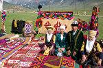 Ремесленники на Всемирных играх кочевников. Архивное фото