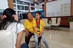 Дети из Кыргызстана, переболевшие онкологическими заболеваниями, завоевали семь медалей на Всемирных играх победителей
