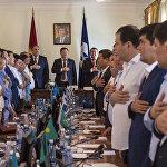 Глава БГК Алмаз Кененбаев ранее говорил, что коалиция большинства выдвинула Суракматова, потому что у него есть опыт работы в городских службах, мэрии и горкенеше