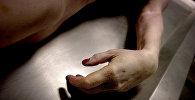 Тело женщины в морге. Архивное фото