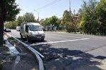 Бишкекте Айтматов проспектисинин Ахунбаев көчөсүнөн Ажыбек баатырга чейинки бөлүгү ачылды