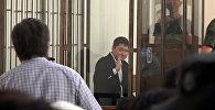 Сапар Исаков увидел мать и жену, стоя за решеткой, — трогательное видео