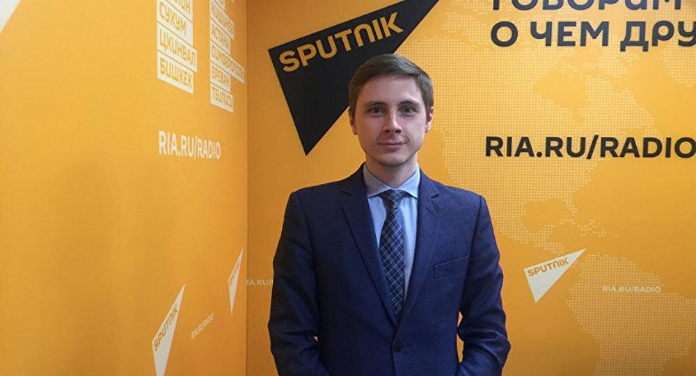 Адвокат по международным делам фирмы Скрябин и партнеры Денис Скрябин
