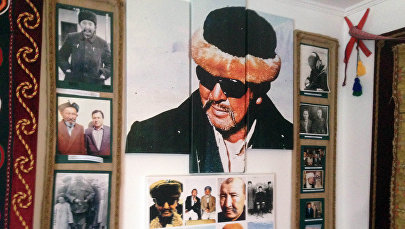 Рахманкул хандын Бишкек шаарында жайгашкан үй-музейи