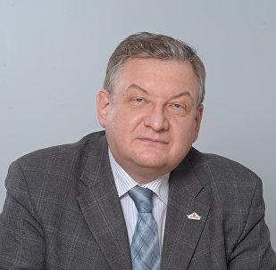 Проректор Финансового университета при правительстве РФ доктор экономических наук Алексей Зубец. Архивное фото